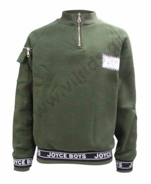 Μπλούζα φούτερ με φερμουάρ 202417 JOYCE