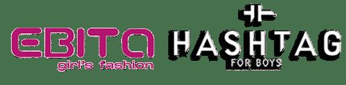 Ebita & HASHTAG logos