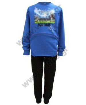Εποχιακό σετ φόρμες FOOTBALL 3D 211702 Joyce