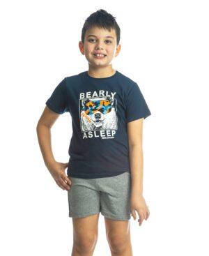 Σετ καλοκαιρινές πυτζάμες BEARLY ASLEEP 212708 Dreams