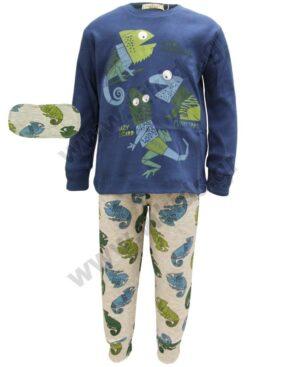 Σετ πυτζάμες για αγόρια ΧΑΜΕΛΕΟΝΤΕΣ Hashtag Η-123
