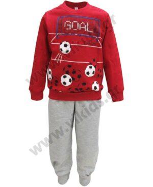 Σετ πυτζάμες για αγόρια GOAL 217307 Dreams