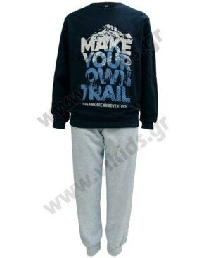 Σετ πυτζάμες για αγόρια YOUR OWN TRAIL 217701