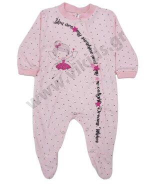 Βαμβακερό φορμάκι ΜΠΑΛΑΡΙΝΑ Dreams 217009 για κορίτσια